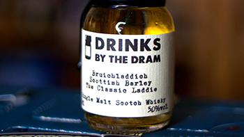 Bruichladdich Scottish Barley The Classic Laddie Scotch Whisky