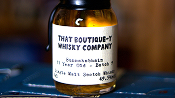 Bunnahabhain 11 Year Old Batch 9 Scotch Whisky