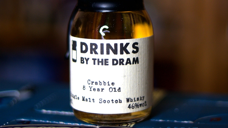 Crabbie 8 Year Old Scotch Whisky