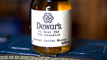 Dewars 12 Year Old The Ancestor
