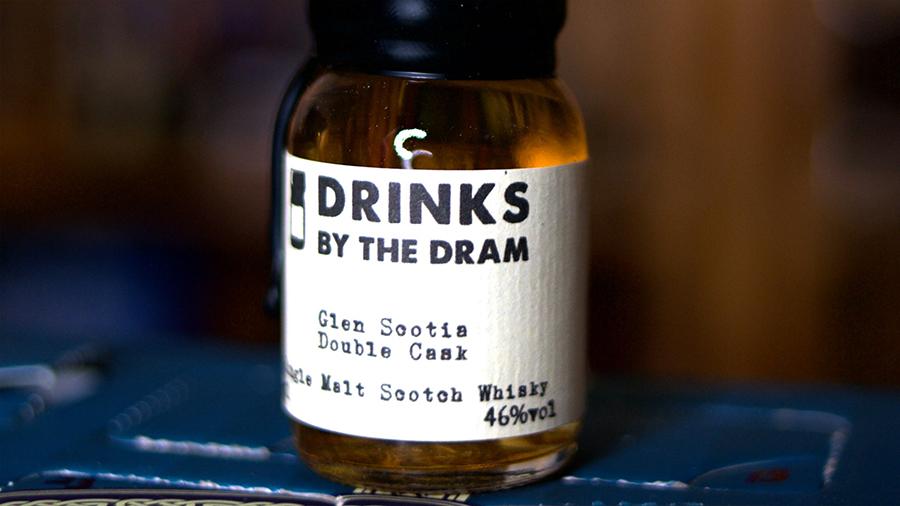 Glen Scotia Double Cask Scotch Whisky