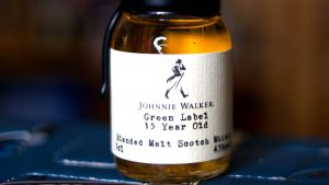 Johnnie Walker Green Label 15 Year Old Scotch Whisky