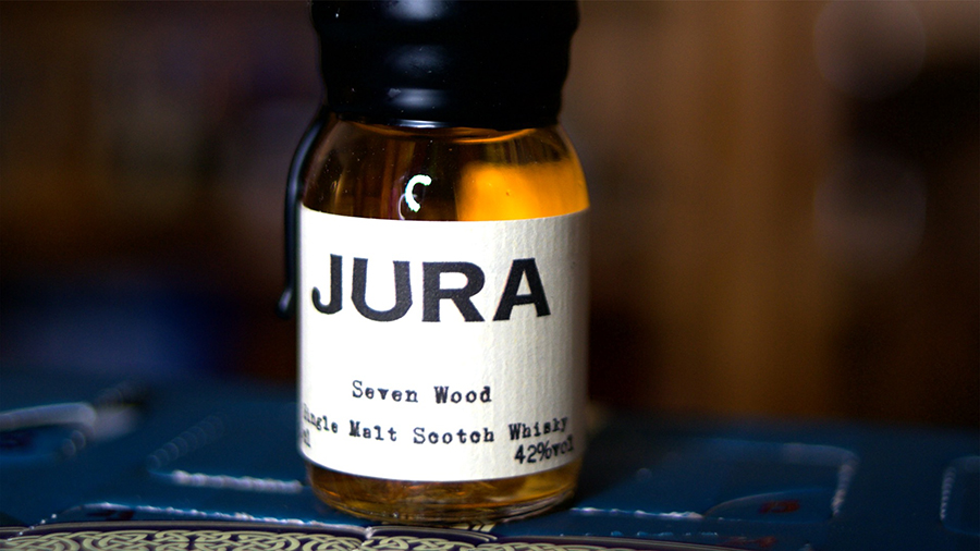 Jura Seven Wood Scotch Whisky