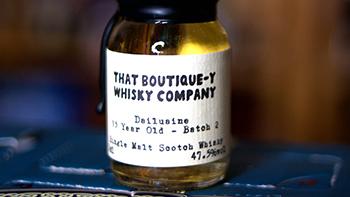 Dailuaine 15 Yr Old Batch 2 That Boutique-Y Whisky Co