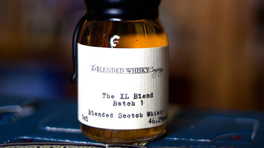 The XL Blend Batch 1 Scotch Whisky