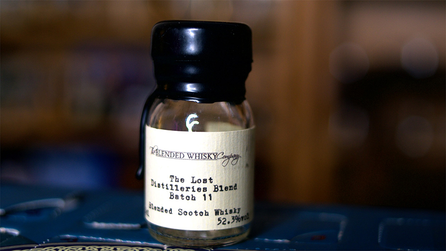 The Lost Distilleries Blend Batch 11